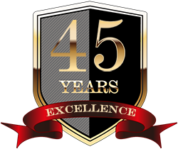45 Years in Business - Personal Injury Law Firm