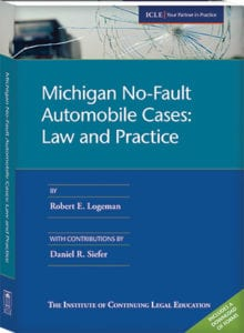 Michigan-No-Fault-Automobile-Cases-Law-and-Practice