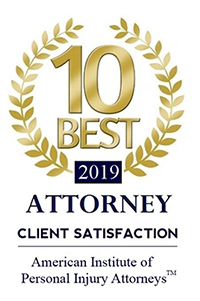 attorney award client satisfaction