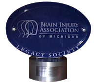 Brain Injury Association of Michigan Award