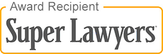 Super Lawyers Award Recipient
