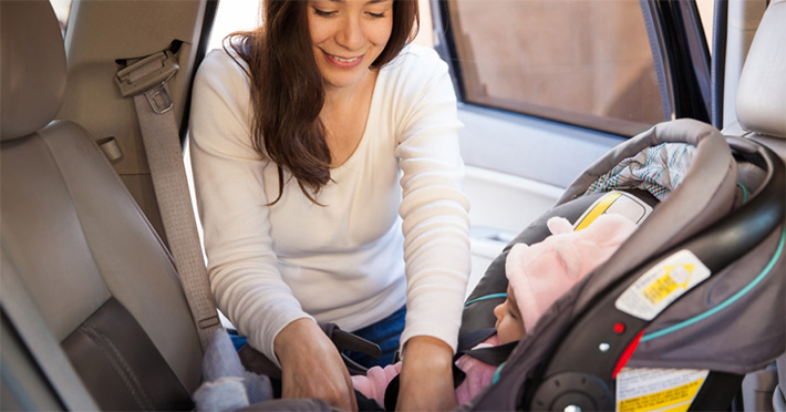 A Properly Installed Child Car Seat May Prevent Serious Injuries During a Car Crash – Ann Arbor MI