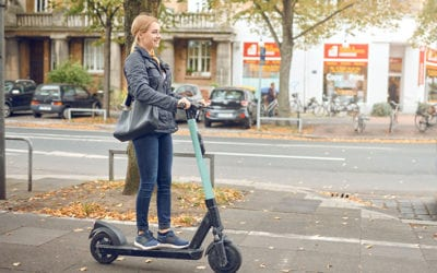 Personal Injury Cases Involving Electric Scooters | Ann Arbor MI