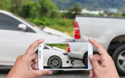 The Importance of Taking Photographs After a Car Accident in Michigan